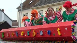 Karnevalszug Buschhoven 2016