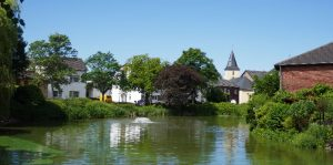 L'histoire du village : vue d'ensemble