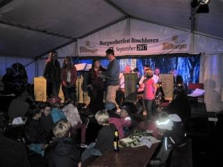 Fotoimpressionen vom Burgweiherfest 2017